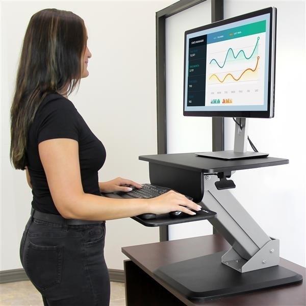 StarTech.com ARMSTS Multipurpose Desktop Riser