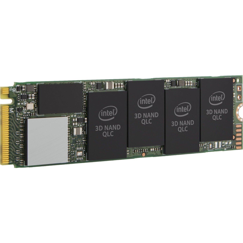 Intel 660p 2 TB Solid State Drive - M.2 2280 Internal - PCI Express (PCI Express 3.0 x4)