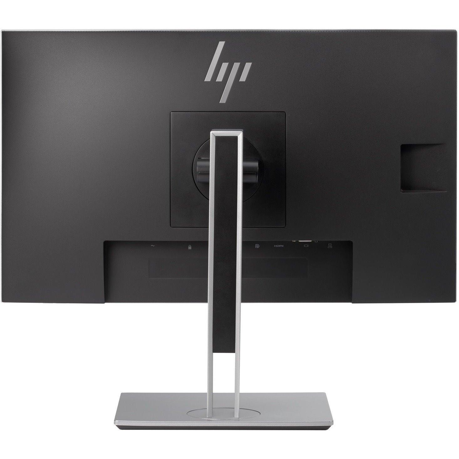 "HP Business E233 58.4 cm (23"") Full HD LED LCD Monitor - 16:9 - Black"