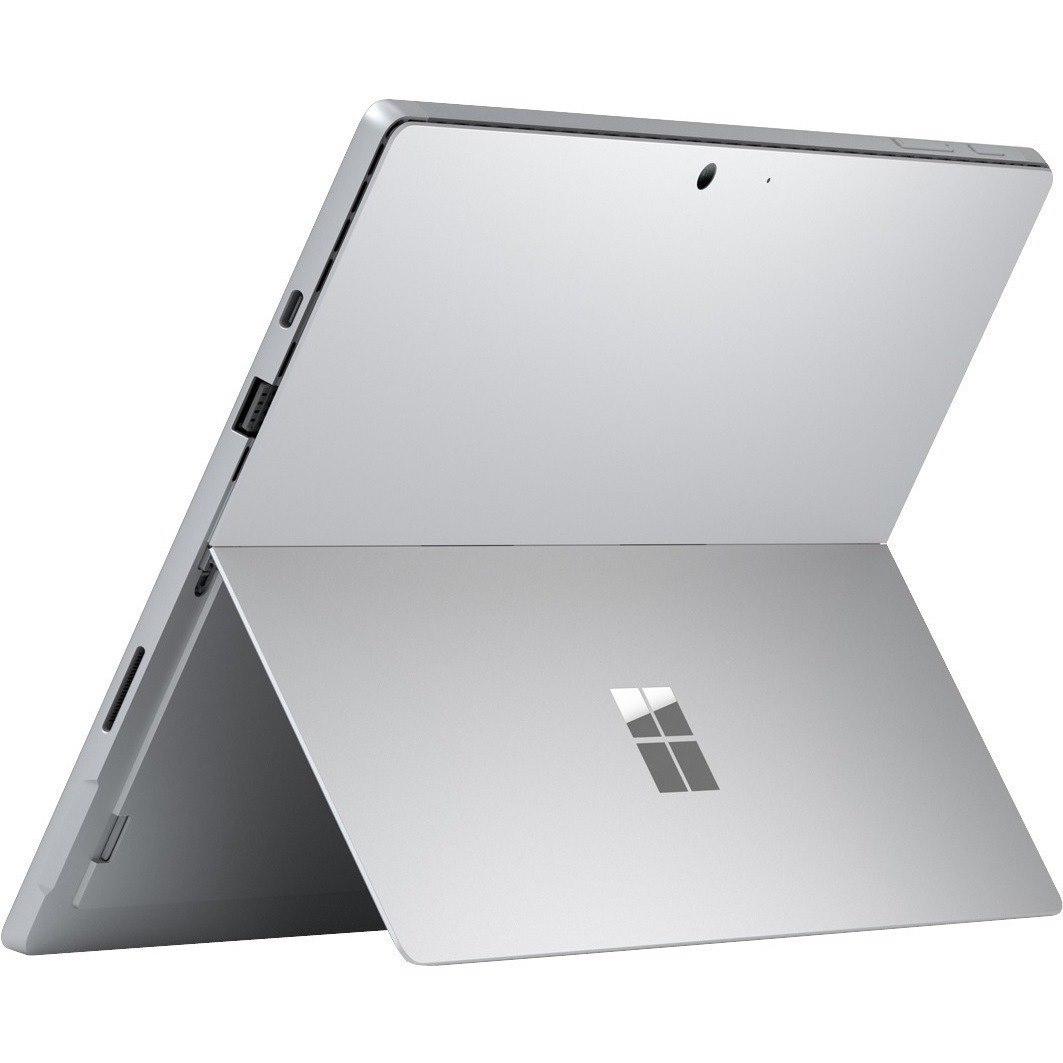 "Microsoft Surface Pro 7+ Tablet - 31.2 cm (12.3"") - 8 GB RAM - 128 GB SSD - Windows 10 Pro - 4G - Platinum"