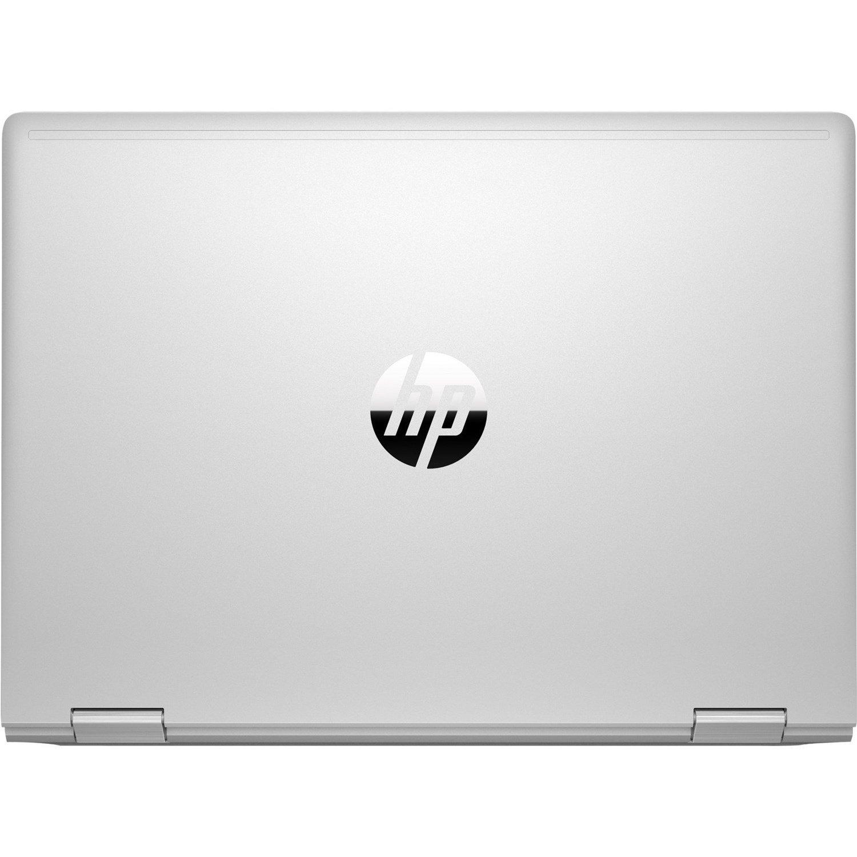 "HP ProBook x360 435 G7 33.8 cm (13.3"") Touchscreen 2 in 1 Notebook - Full HD - 1920 x 1080 - AMD Ryzen 5 4500U Hexa-core (6 Core) 2.30 GHz - 8 GB RAM - 256 GB SSD"