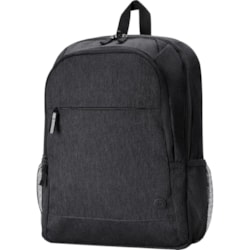 "HP Prelude Pro Carrying Case (Backpack) for 39.6 cm (15.6"") HP Notebook, Workstation - Black - TAA Compliant"