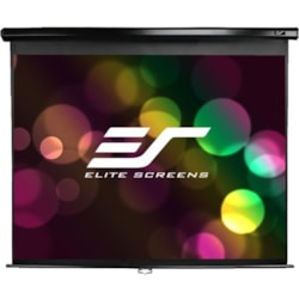"Elite Screens Manual M119UWS1 302.3 cm (119"") Manual Projection Screen"
