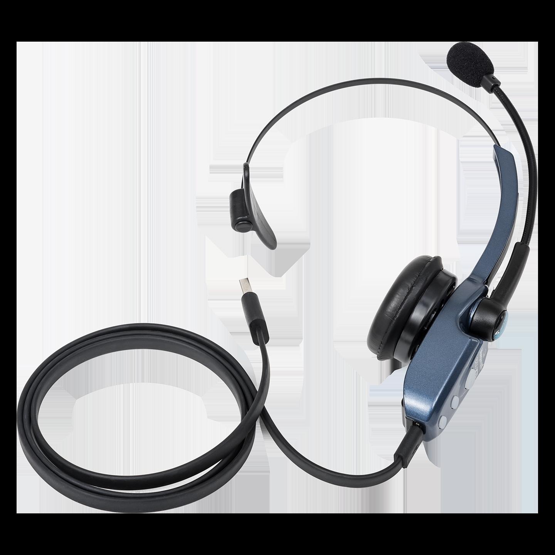 VXi BlueParrott B250-XTS Wireless Over-the-head Mono Headset