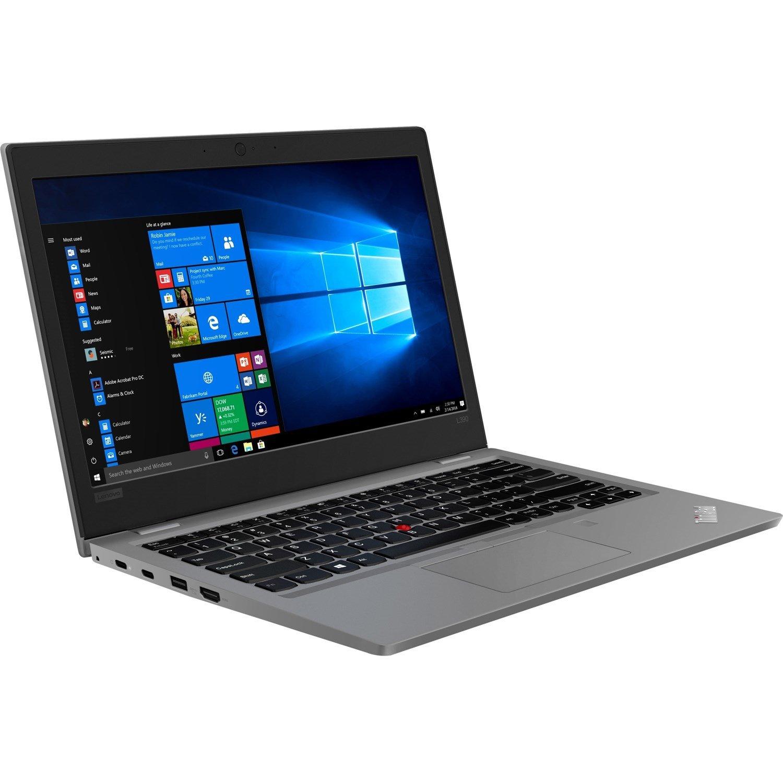 "Lenovo ThinkPad L390 20NRS00R00 33.8 cm (13.3"") Notebook - 1920 x 1080 - Intel Core i7 (8th Gen) i7-8565U Quad-core (4 Core) 1.80 GHz - 8 GB RAM - 256 GB SSD - Mineral Silver"