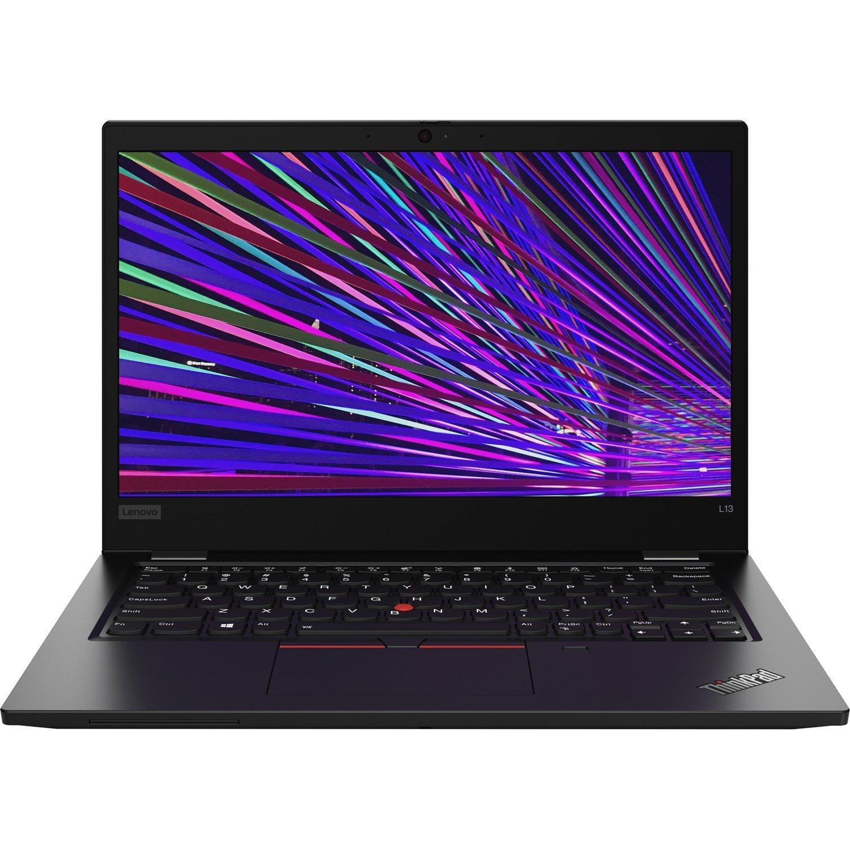 "Lenovo ThinkPad L13 20R3001TAU 33.8 cm (13.3"") Notebook - Full HD - 1920 x 1080 - Intel Core i5 (10th Gen) i5-10210U Quad-core (4 Core) 1.60 GHz - 16 GB RAM - 256 GB SSD - Silver"