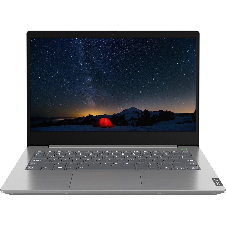 "Lenovo ThinkBook 14-IML 20RV00C4AU 35.6 cm (14"") Notebook - 1920 x 1080 - Intel Core i7 (10th Gen) i7-10510U Quad-core (4 Core) 1.80 GHz - 8 GB RAM - 256 GB SSD - Mineral Gray"
