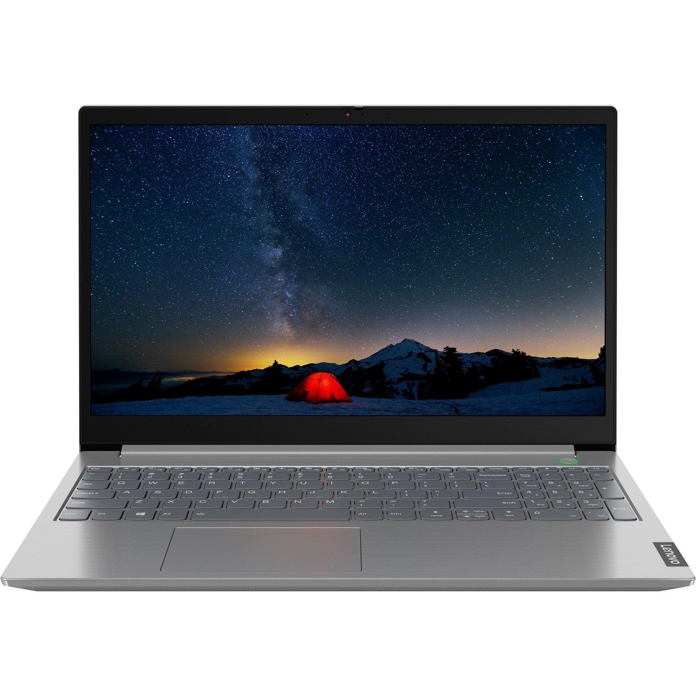"Lenovo ThinkBook 15-IML 20RW0097AU 39.6 cm (15.6"") Notebook - 1920 x 1080 - Intel Core i5 (10th Gen) i5-10210U Quad-core (4 Core) 1.60 GHz - 8 GB RAM - 256 GB SSD - Mineral Gray"