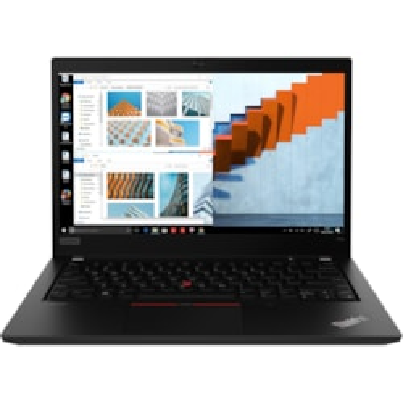 "Lenovo ThinkPad T14 Gen 1 20S00021AU 35.6 cm (14"") Touchscreen Notebook - Full HD - 1920 x 1080 - Intel Core i7 (10th Gen) i7-10510U Quad-core (4 Core) 1.80 GHz - 16 GB RAM - 512 GB SSD - Black"