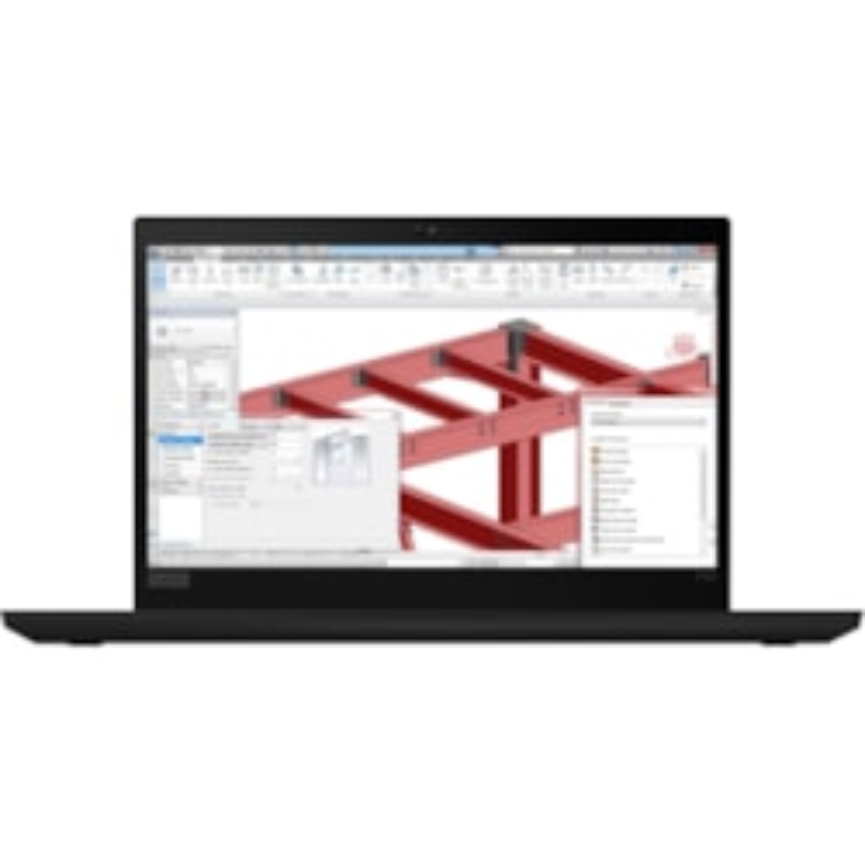 "Lenovo ThinkPad P14s Gen 1 20S4S08Y00 35.6 cm (14"") Mobile Workstation - Full HD - 1920 x 1080 - Intel Core i7 (10th Gen) i7-10510U Quad-core (4 Core) 1.80 GHz - 32 GB RAM - 1 TB SSD - Glossy Black"