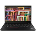 "Lenovo ThinkPad T15 Gen 1 20S6002TAU 39.6 cm (15.6"") Touchscreen Notebook - Full HD - 1920 x 1080 - Intel Core i7 (10th Gen) i7-10510U Quad-core (4 Core) 1.80 GHz - 16 GB RAM - 512 GB SSD - Glossy Black"