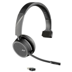 Plantronics Voyager B4210 USB-A Wireless Over-the-head Mono Headset - TAA Compliant