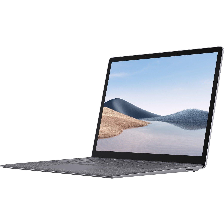 "Microsoft Surface Laptop 4 13.5"" Touchscreen Notebook - 2256 x 1504 - Intel Core i7 11th Gen i7-1185G7 Quad-core (4 Core) - 16 GB RAM - 512 GB SSD - Platinum"