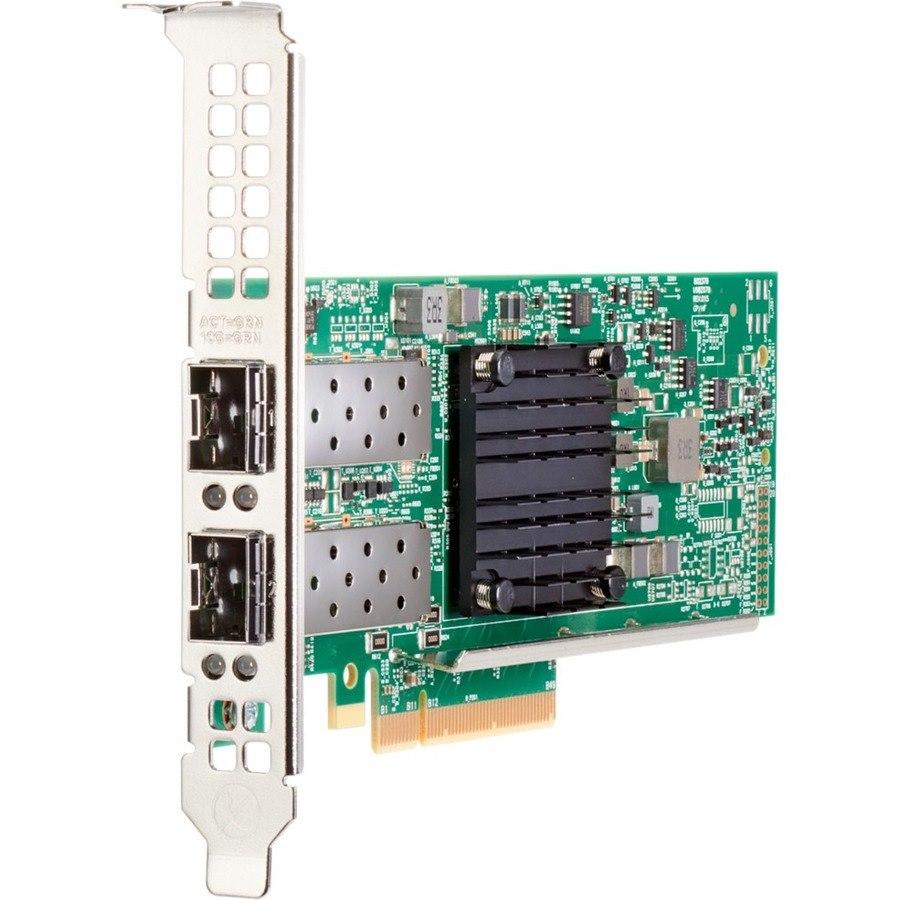 HPE 10Gigabit Ethernet Card for Server - 10GBase-X - Standup