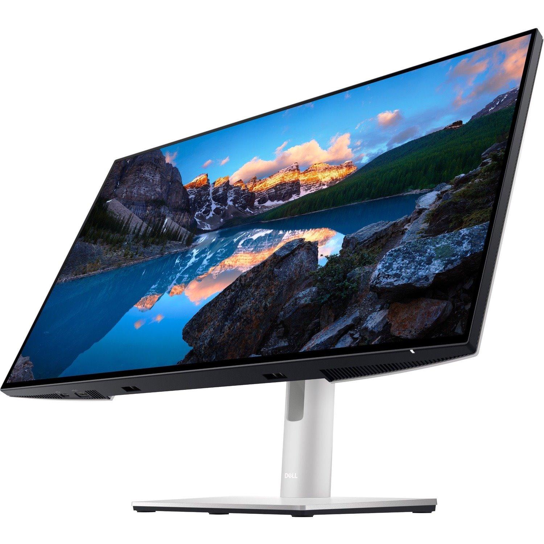"Dell UltraSharp U2422HE 60.5 cm (23.8"") Full HD WLED LCD Monitor - 16:9 - Black, Silver"