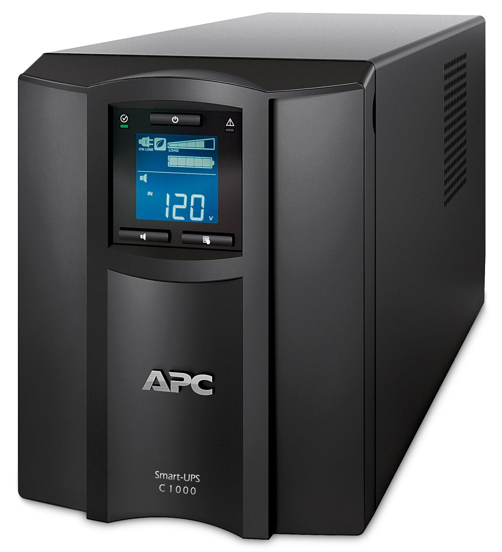 APC by Schneider Electric Smart-UPS Line-interactive UPS - 1 kVA/600 W