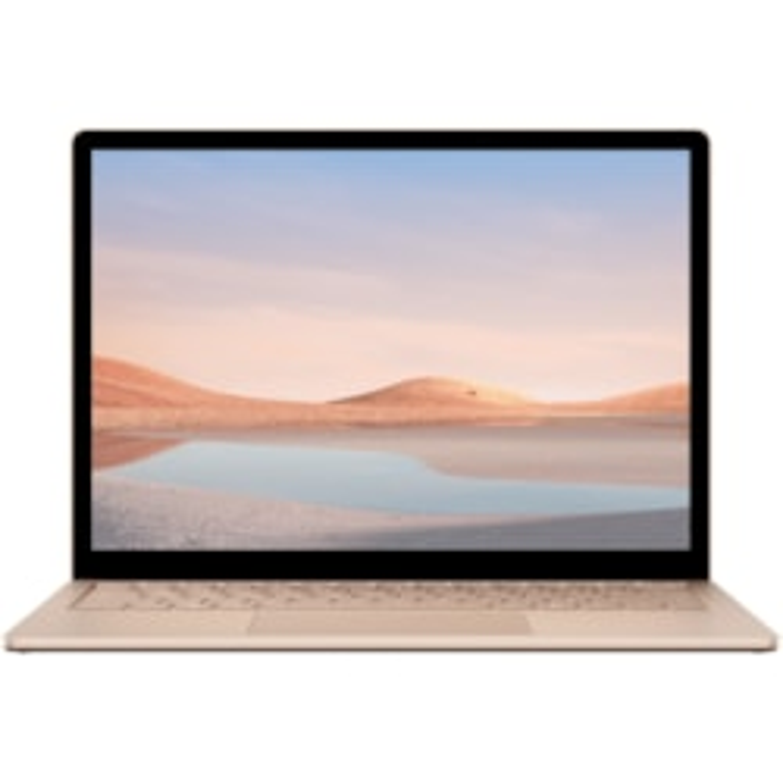 "Microsoft Surface Laptop 4 13.5"" Touchscreen Notebook - 2256 x 1504 - Intel Core i7 11th Gen i7-1185G7 Quad-core (4 Core) - 16 GB RAM - 512 GB SSD - Sandstone"