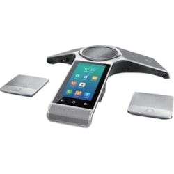 Yealink CP960 IP Conference Station - Corded/Cordless - Corded/Cordless - Wi-Fi, Bluetooth - Desktop - Classic Gray