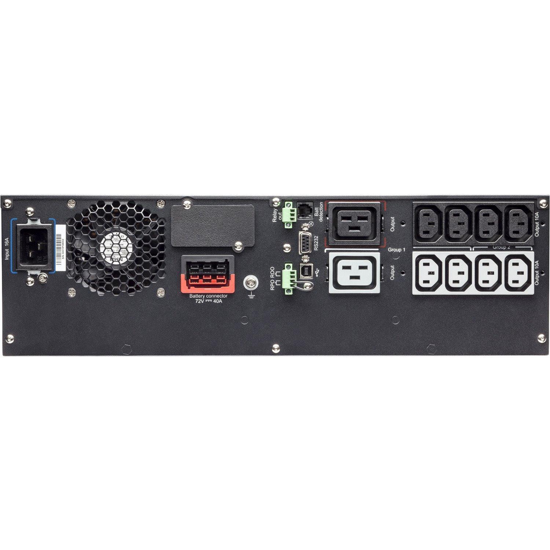 Eaton Dual Conversion Online UPS - 3 kVA/3 kW