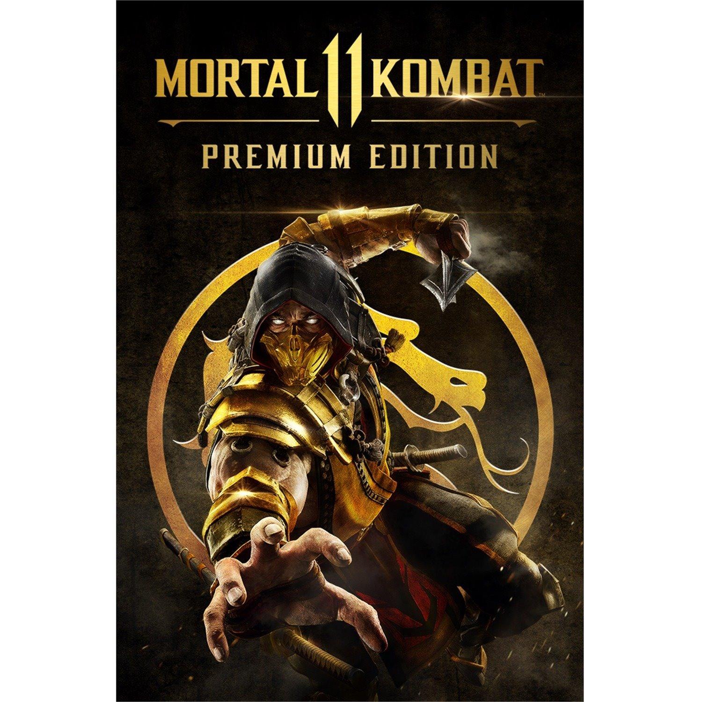 Microsoft Mortal Kombat 11 Premium Edition
