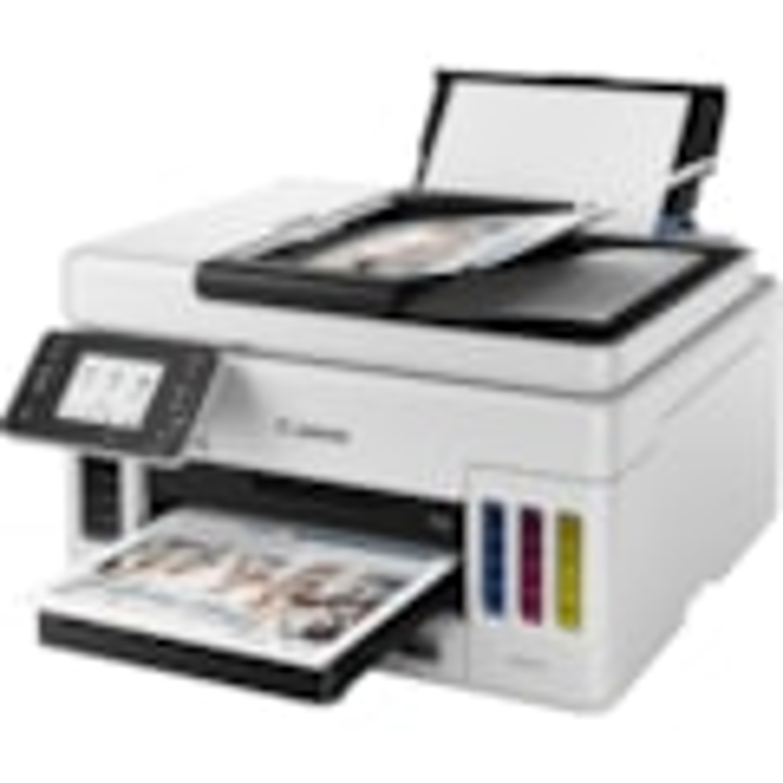 Canon MAXIFY GX GX6020 Wireless Inkjet Multifunction Printer - Color - Black, White