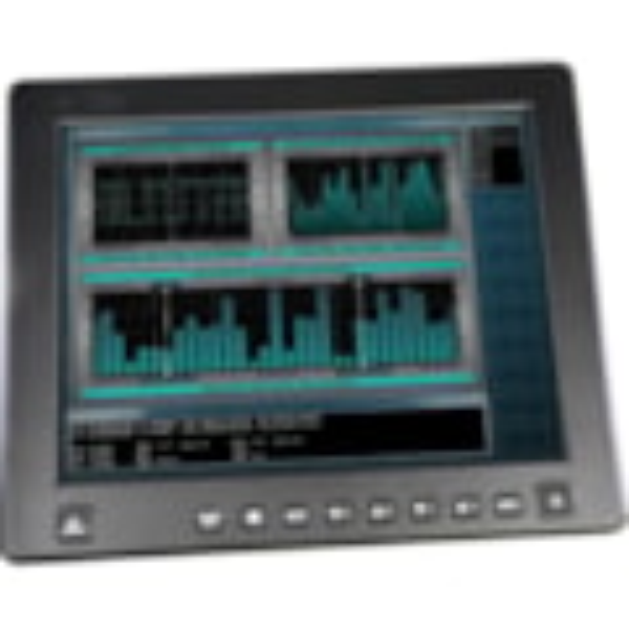 "iKey iKeyVision IK-KV-12.1 12.1"" LCD Touchscreen Monitor - 4:3"