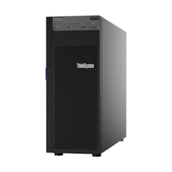 Lenovo ThinkSystem ST250 7Y46A019NA 4U Tower Server - 1 x Intel Xeon E-2136 3.30 GHz - 8 GB RAM HDD SSD - Serial ATA/600 Controller