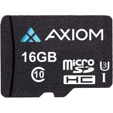 Axiom 16 GB Class 10/UHS-I (U3) microSDHC