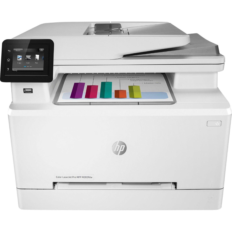 HP LaserJet Pro M283 M283fdw Wireless Laser Multifunction Printer - Colour