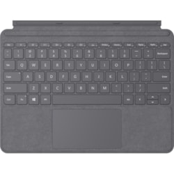 Microsoft Surface Go Type Cover - Charcoal