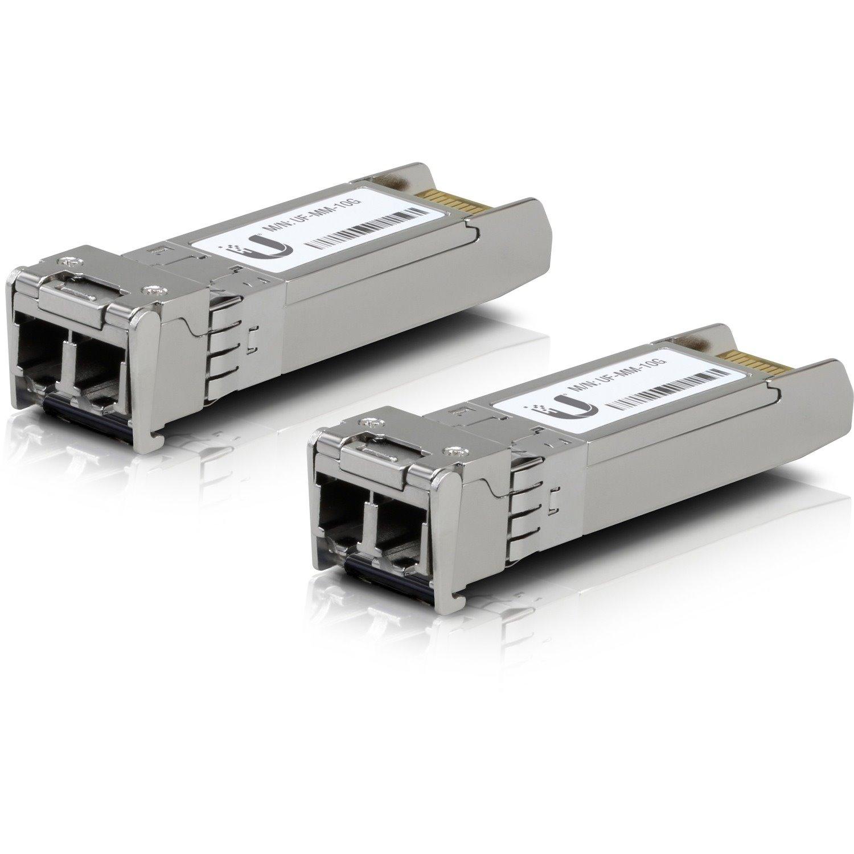 Ubiquiti U Fiber UF-MM-10G SFP+ - 1 x LC Duplex 10GBase-X Network