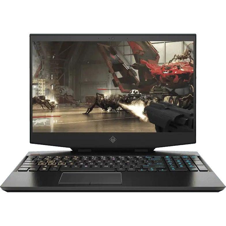 "HP OMEN 15-dh1000 15-dh1081TX 39.6 cm (15.6"") Gaming Notebook - Full HD - 1920 x 1080 - Intel Core i9 (10th Gen) i9-10885H Octa-core (8 Core) 2.40 GHz - 32 GB RAM - 1 TB SSD - Shadow Black"