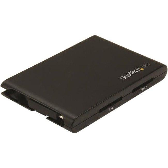 StarTech.com Flash Reader - USB 3.0 - External - 1 Pack