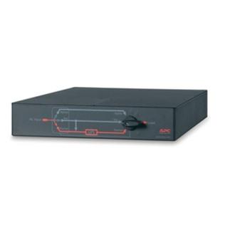 APC by Schneider Electric SBP6KRMI2U Bypass Switch