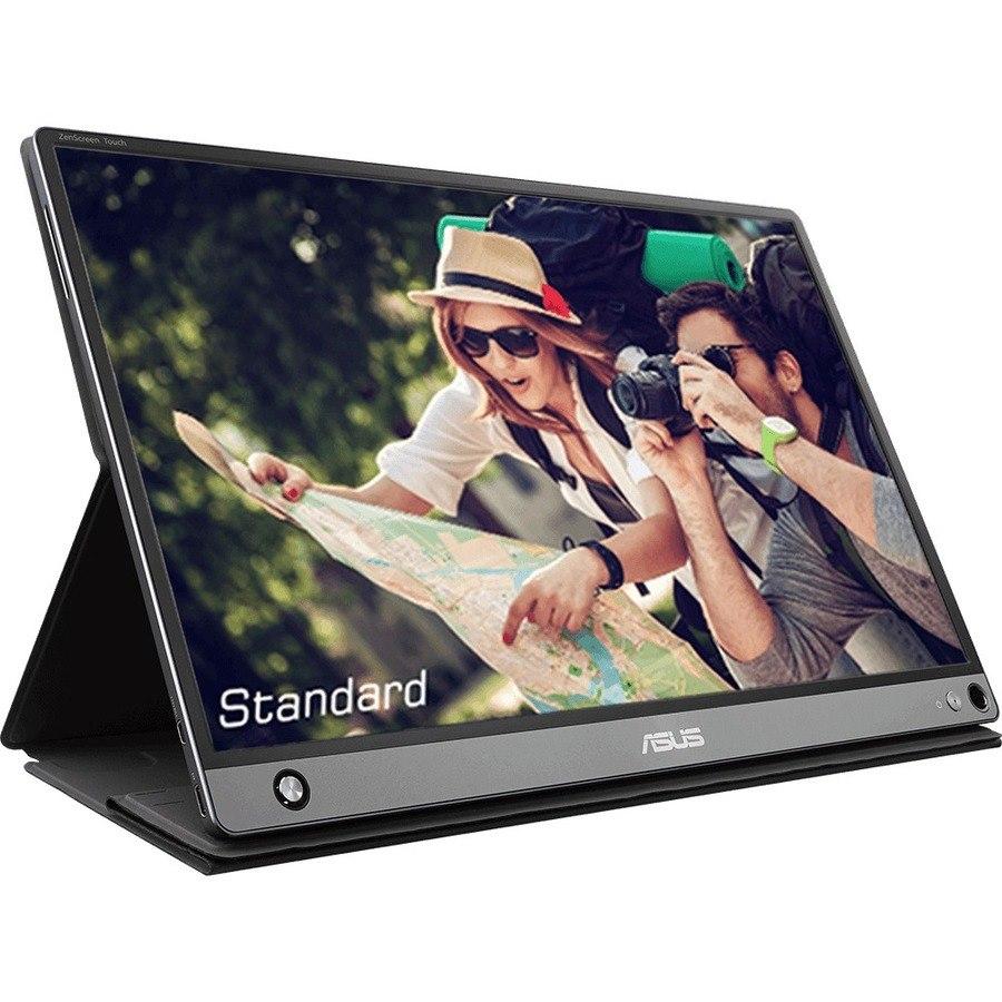 "Asus ZenScreen MB16AMT 39.6 cm (15.6"") LCD Touchscreen Monitor - 16:9"