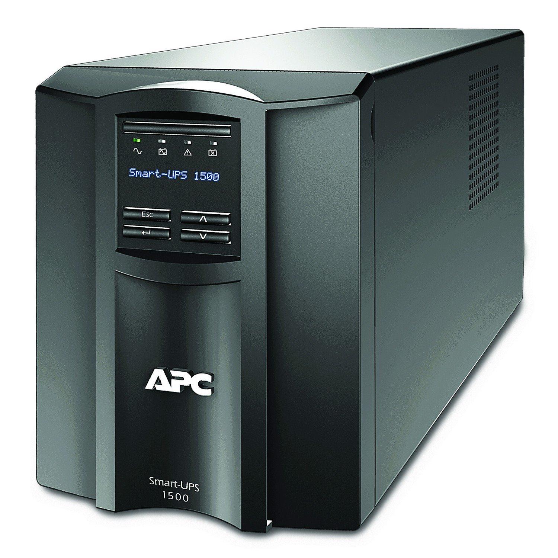 APC by Schneider Electric Smart-UPS Line-interactive UPS - 1.50 kVA/1 kW