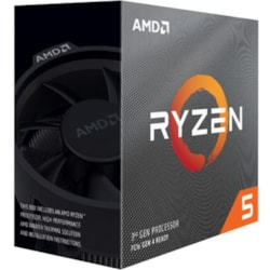 AMD Ryzen 5 3600X Hexa-core (6 Core) 3.80 GHz Processor - Retail Pack