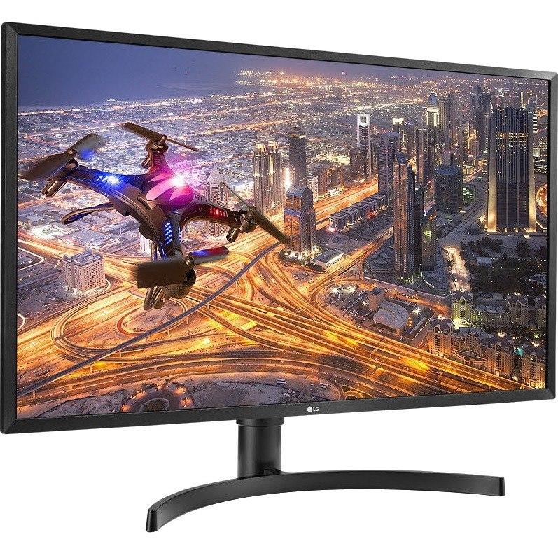 """LG 32UK550-B 81.3 cm (32"""") 4K UHD LCD Monitor - 16:9 - Black"""