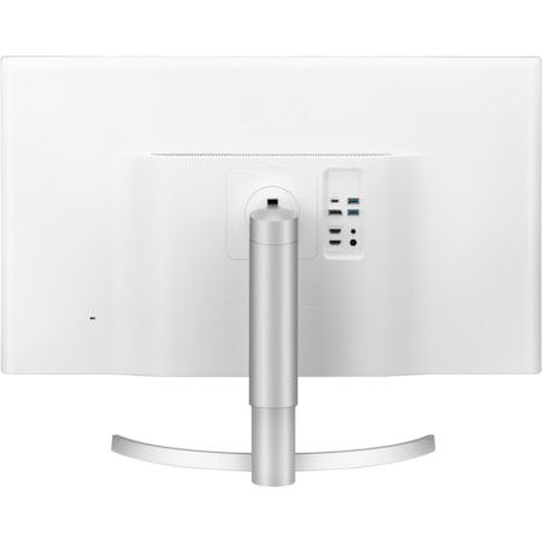 "LG 32UL750-W 80 cm (31.5"") 4K UHD WLED Gaming LCD Monitor - 16:9 - White, Silver"