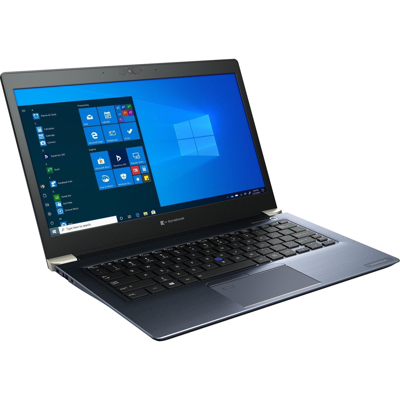 "Dynabook/Toshiba Portege X30-G 33.8 cm (13.3"") Touchscreen Notebook - Full HD - 1920 x 1080 - Intel Core i7 10th Gen i7-10510U - 16 GB RAM - 256 GB SSD"