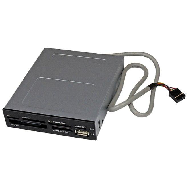 StarTech.com 22-in-1 Flash Reader - USB 2.0 - Internal - 1 Pack
