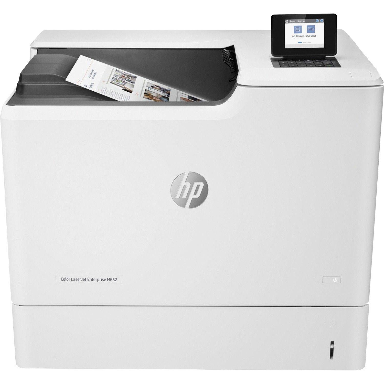 HP LaserJet M652 M652dn Laser Printer - Colour