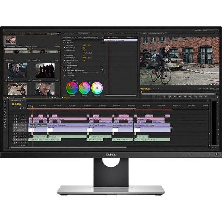 """Dell UltraSharp UP2716D 68.6 cm (27"""") WQHD LED LCD Monitor - 16:9 - Black"""