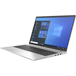 "HP ProBook 450 G8 39.6 cm (15.6"") Touchscreen Notebook - Full HD - 1920 x 1080 - Intel Core i5 (11th Gen) i5-1135G7 Quad-core (4 Core) - 8 GB RAM - 256 GB SSD - Pike Silver Aluminum"
