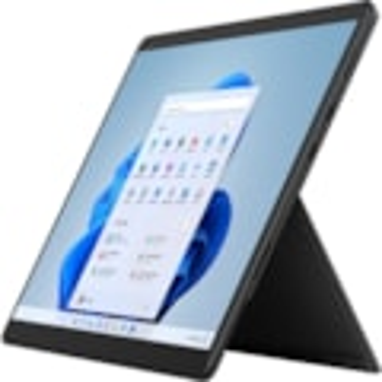 "Microsoft Surface Pro 8 Tablet - 13"" - Core i7 - 16 GB RAM - 256 GB SSD - Windows 11 - Graphite"