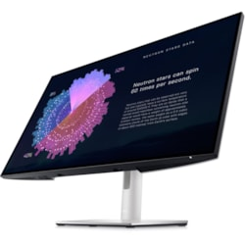 "Dell UltraSharp U2722DE 68.6 cm (27"") WQHD LED LCD Monitor - 16:9 - Black"