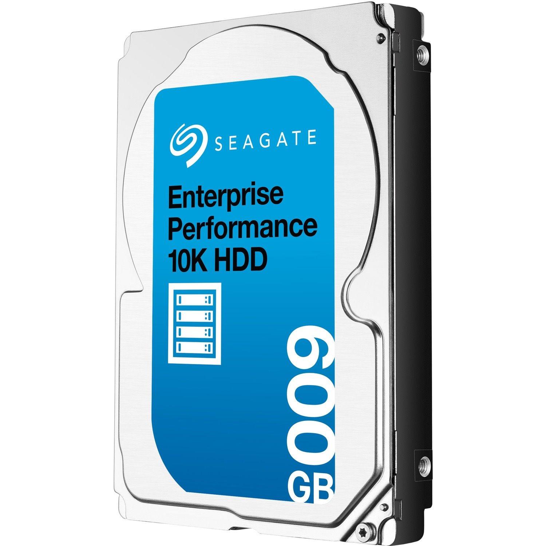 "Seagate ST600MM0138 600 GB Hard Drive - 2.5"" Internal - SAS (12Gb/s SAS)"