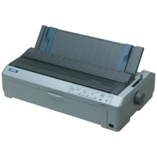 Epson LQ-2090 24-pin Dot Matrix Printer - Monochrome - Energy Star