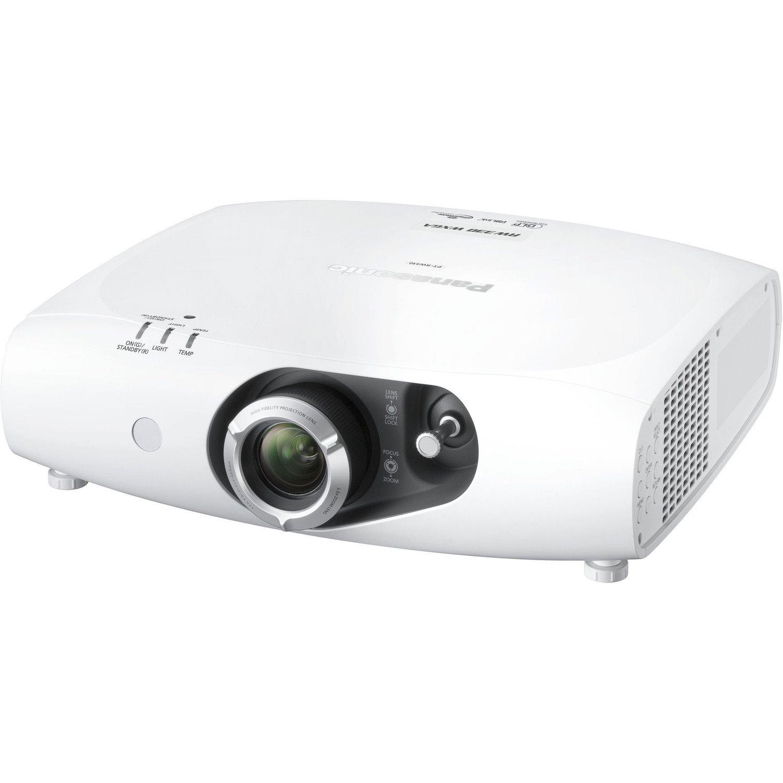 Panasonic PT-RW330 DLP Projector - 16:10 - White