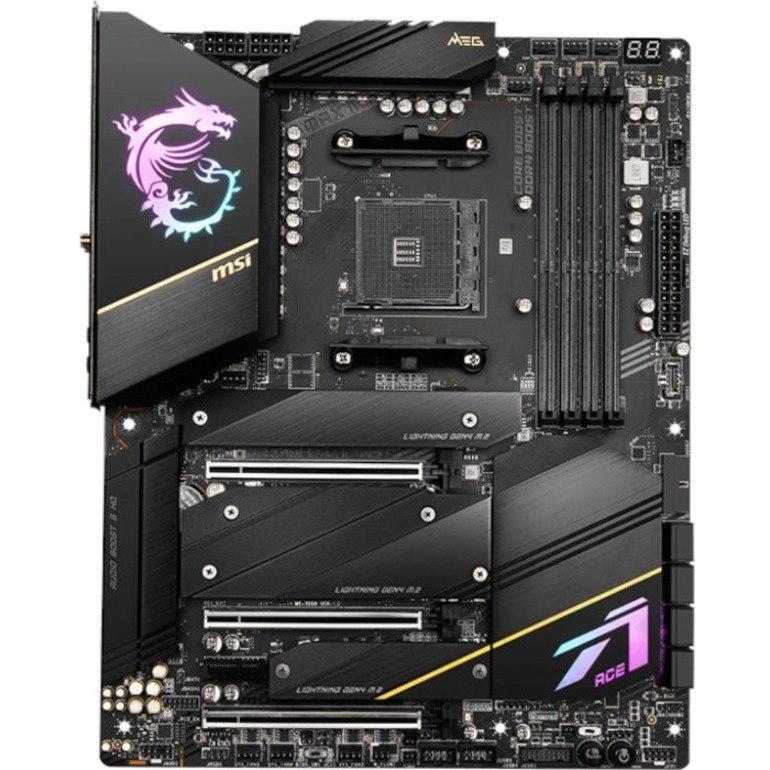 MSI MEG X570S ACE MAX Desktop Motherboard - AMD Chipset - Socket AM4 - ATX